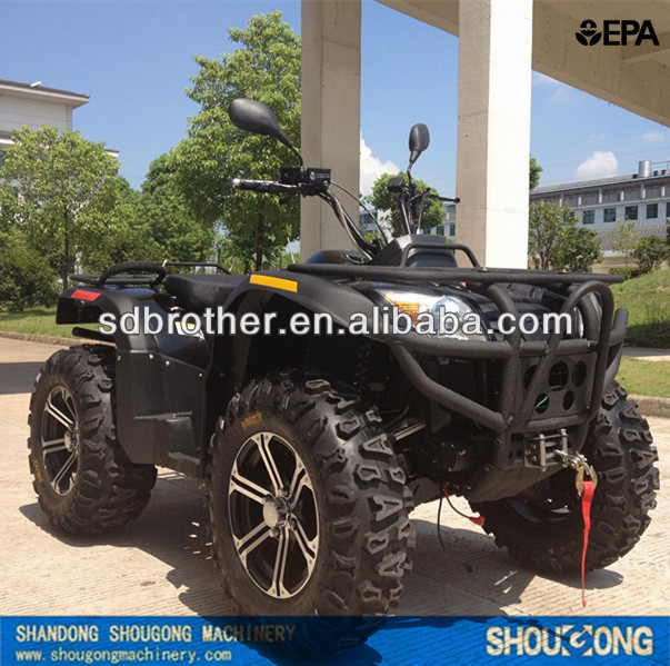 CF MOTO FARM 500cc ATV EEC/EPA 4x4 Water Cooled Farm Utility ATV/Quad