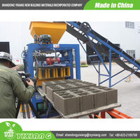 QT4-24 China hot sale low Price Brick Block Making Machines