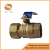 Latest products brass stop valve