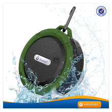 AWS1158 2015 Outdoor Sports Active Bluetooth Wireless Speaker Best With Suction Cup Waterproof