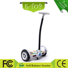 Chinese new year promotion 700W electric scooter/electric motorcycle with Handle
