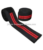 KNEE WRAPS, SUPER STRENGTH KNEE WRAPS