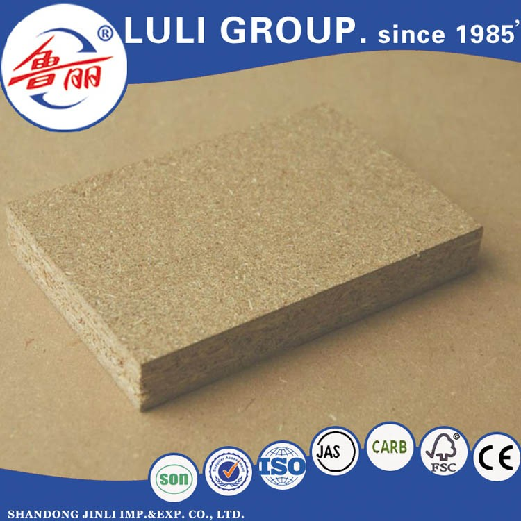 Competitive particle board price Interior particle board