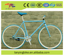 Cheap wholesale Steel frame fixed gear bicycle / bike fixie