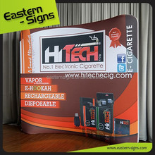 Advertising/ Exhibition/ Trade Show Customized Tension Fabric Display Stand