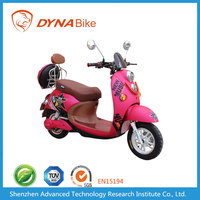 New Model Lady Popular Design Battery Powered Chinese Motocycle Electric