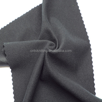 manufacture 100% polyester velvet fabric for garment,tear resistant knitting fabriic