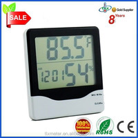 Tonglixing LCD Large Digital Clock Thermometer Hygrometer Table Clock TL8003A