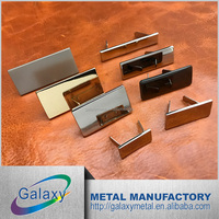 Custom Metal Logo For Handbag Metal