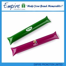 Wholesale light up cheering stick with pom poms