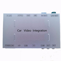 video gps navigation multimedia interface for RNS850
