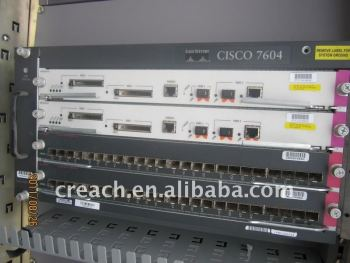 CISCO7604 BUNDLE with RSP720-3CXL-GE Dual 7604