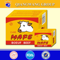2 years long shelf time halal seasoning beef essence flavor cube