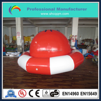 inflatable water toys,inflatable peg-top,inflatable water park sport games