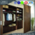 modern wooden almirah high quality wardrobe furniture designs in bedroom