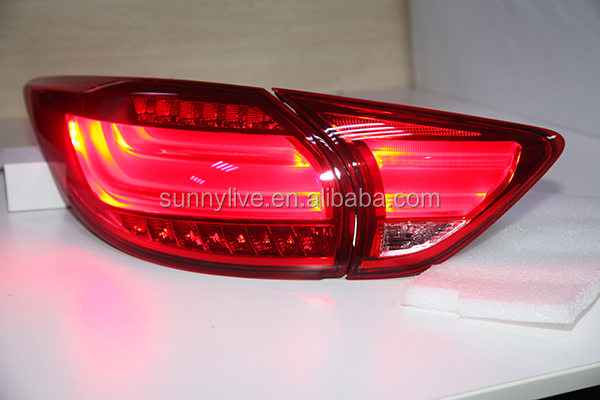 For MAZDA CX-5 LED Tail Lamp 2013-UP year BW