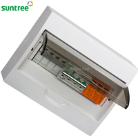 Clear Junction Box Plastic Injection Mold Combiner Box PV Junction Box