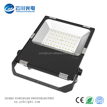 Factory directly sale aluminum smd chip 50 watt led flood light with ce rohs listed
