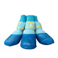 waterproof dog socks,high quality anti-slip dog shoes,pet boots with patent pet product