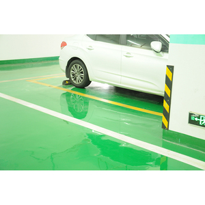 Eco-friendly Abrasion Resistance Self-leveling Warehouse Floor Paint