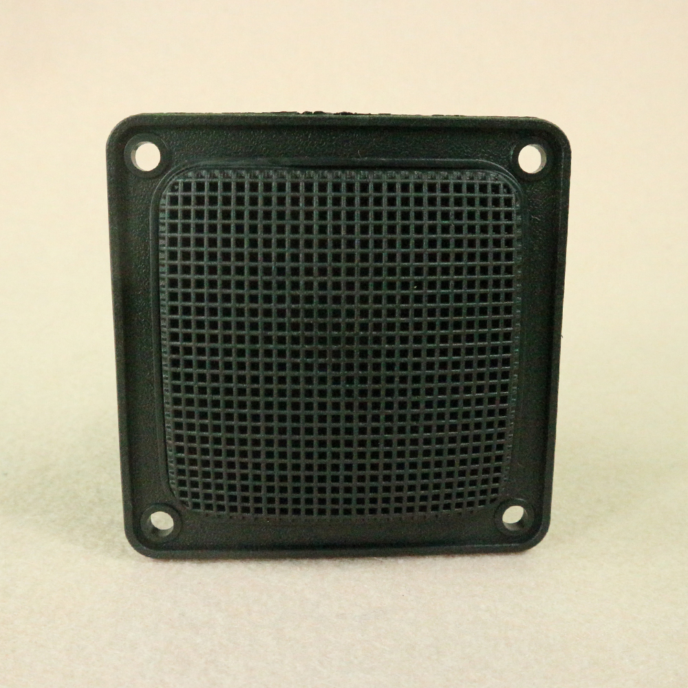 Stable Performance Metal Mesh Enclose Waterproof Car Audio Speaker