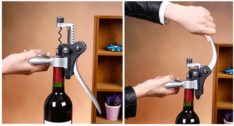 Wine Bottle Opener Style Lever Rabbit Wine Opener