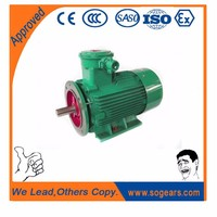 Y2 series new preferential design for 48v 4kw dc electric motor