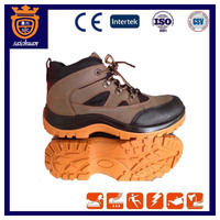 Heavy Work Boots Safety Steel Toe