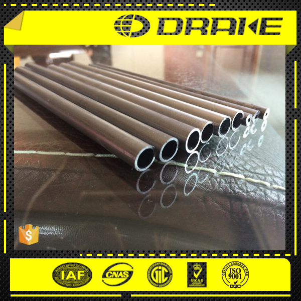 EN10305-1 BS6323 SEA J524 NBK cold drawn seamless carbon steel pipes