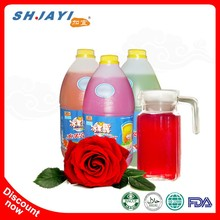 New product promotion for 50 Times dragon fruit juice