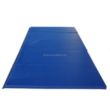 Existing wholesale gym equipment beam training large fitness exercise workout mat for stretch out