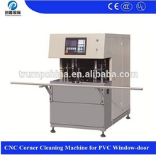 cnc corner cleaning machine/CNC-Control Welding&Cleaning Produce Line
