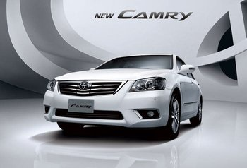 Camry 2.5model 2010 car