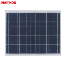 china suppliers home use poly photovoltaic cells 12v 50w solar panel