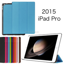 Manufacturer Anti-Slip Tablet Tablet Pc Case For Ipad Air 2 ,tri-fold smart case For Ipad Air2