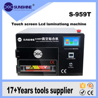 Cost effective portable lcd touch screen 5 in 1 vacuum oca laminating machine & autoclave for iphone repair