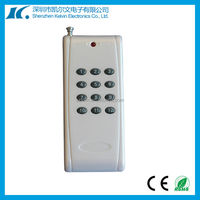garage door opener 433.92mhz 1000m wireless remote controls with 12buttons KL1000-12