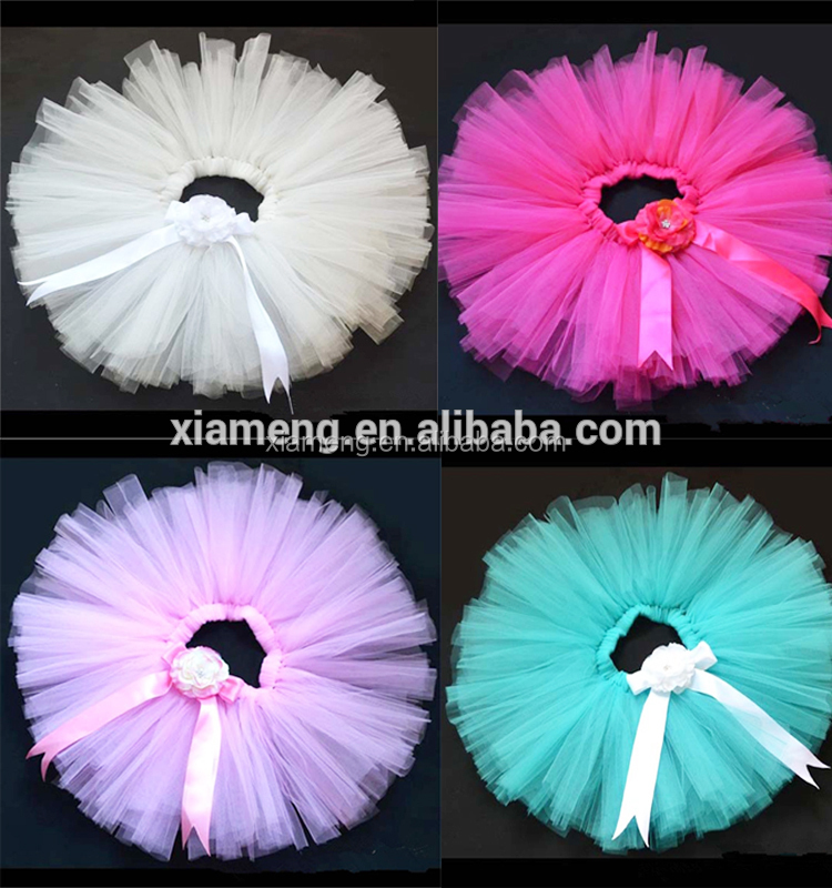 2016 factory directly in stock children rainbow girl ballet tutu dress