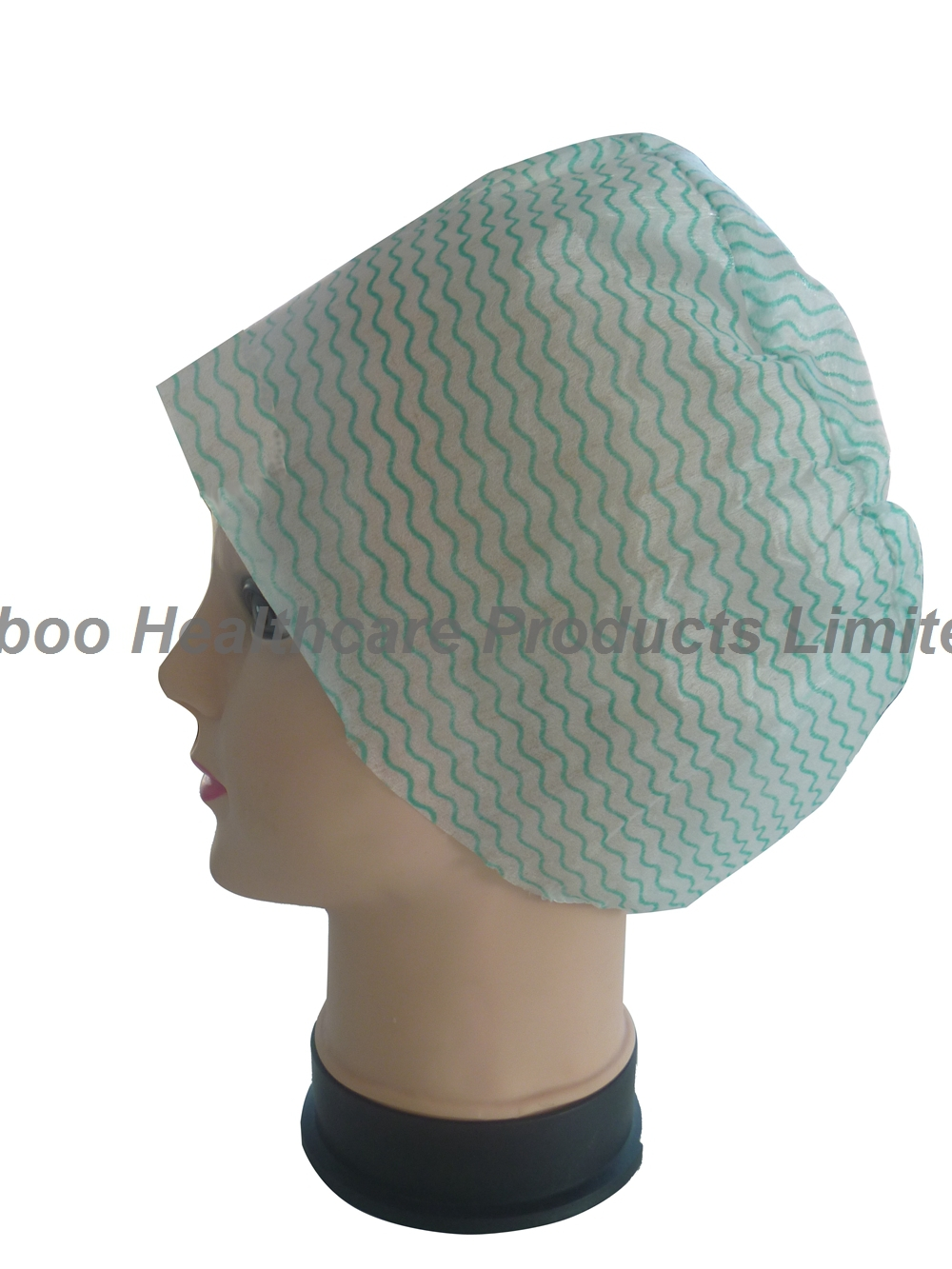 Disposable colorful surgical cap for doctor