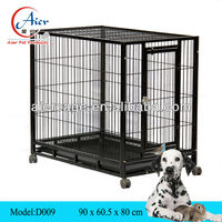 Aier Iron pet cage house for dog