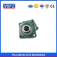 china yandian wholesale pillow block bearing UCF205 bearing house F205 IN STOCK