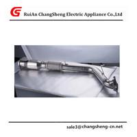 NEW High Quality Downpipe Exhaust 02-07 IMPREZA WRX STi TURBO DOWNPIPE