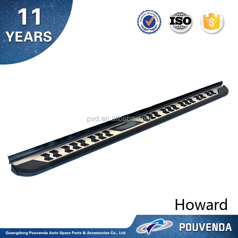 modified cars 4x4 accessories running board side step For Murano 2015 from pouvenda