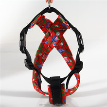 Factory offer high quality retractable pet harness dog harness