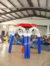 Commercial Inflatable Hoop Shot Basketball