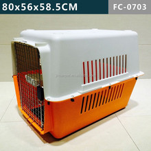 2014 Different sizes dog travel cage,airline pet cage FC-0703