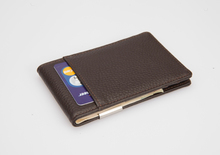 Export Japan Magic Wallet Brand Leather Money Clip / manufacturer of fine leather goods with luxurySlim money clip wallet men