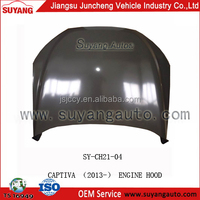 Car bonnet of CHEVROLET CAPTIVA 2013 car spare parts wholesale