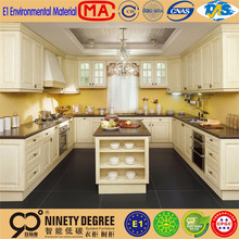 Foshan Manufacture air conditioning part kitchen cabinet