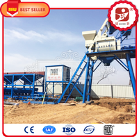 1500 type mixer application mix concrete batching station